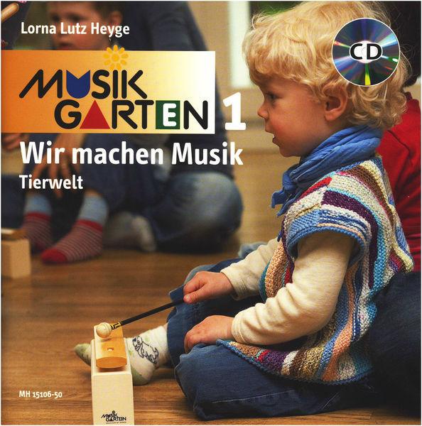Hohner Verlag Musikgarten 1 Tierwelt