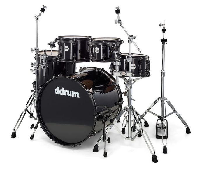 DDrum JP22 Journeyman Player Kit -BK