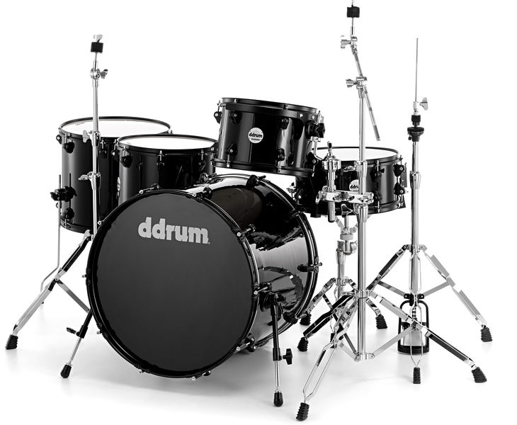 DDrum JR22 Journeyman Rambler Kit BK