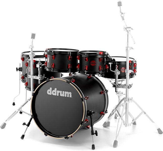 Hybrid Kit Satin Black DDrum