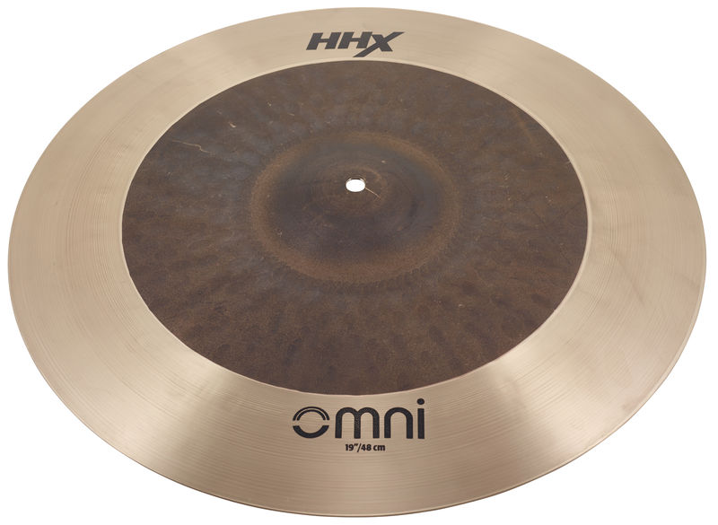 "Sabian 19"" HHX Omni Brilliant/Natural"