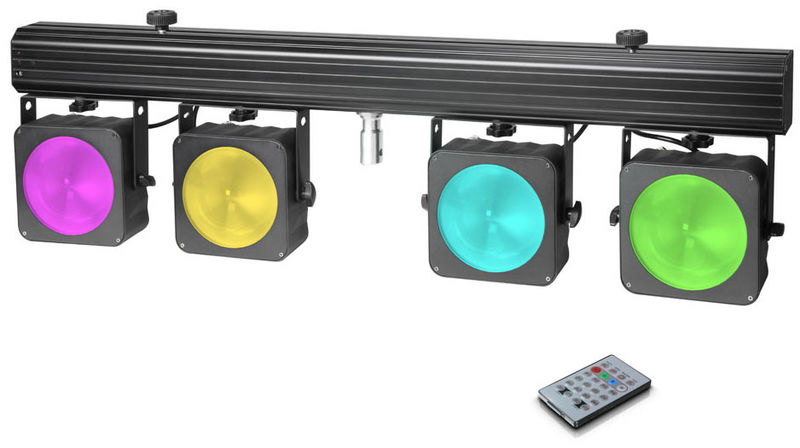 Cameo Multi PAR COB - Lighting Set