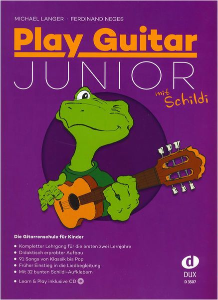 Play Guitar Junior Edition Dux