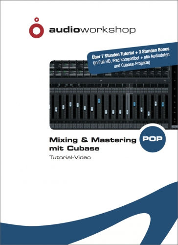 Audio Workshop Mixing & Mastering mit Cubase