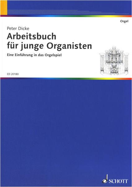 Schott Arbeitsbuch Organisten