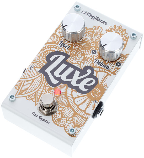 Digitech Luxe Compact Polyphonic Detune