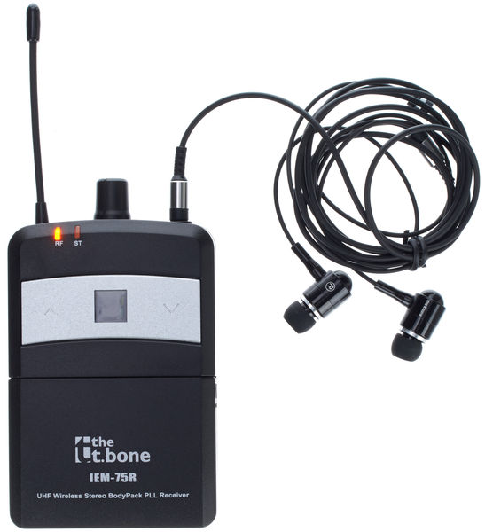 the t.bone IEM 75R Bodypack Receiver