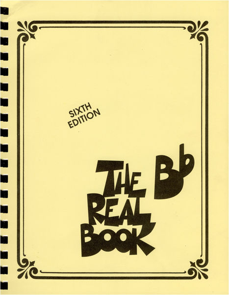 Hal Leonard Real Book Vol.1 Bb