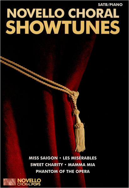 Novello & Co Ltd. Choral Pops: Showtunes