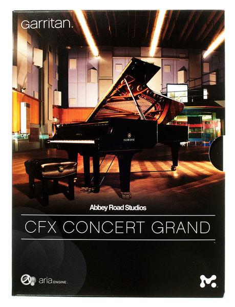 Abbey Road Studios CFX Concert Gary Garritan
