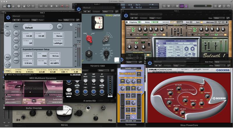 Soundradix 32 Lives