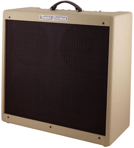 Fender 59 Bassman Blondeman FSR
