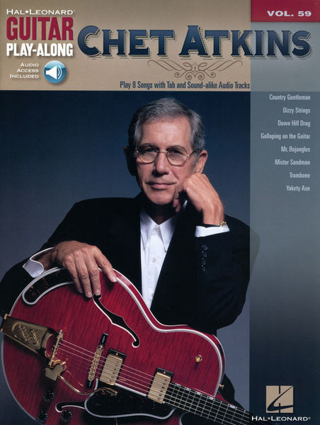 Hal Leonard Guitar Play-Along Chet Atkins