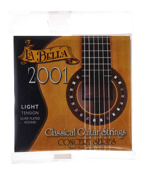 La Bella 2001 Light Tension
