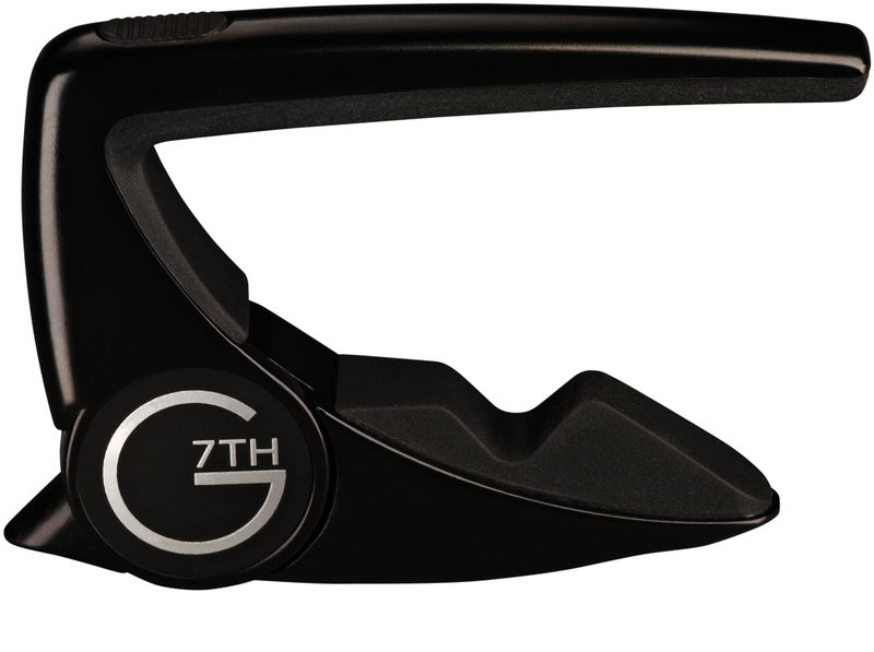 G7th Performance II Acoustic BK
