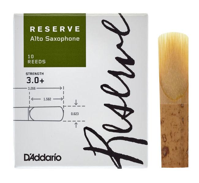 Reserve Alto Saxophone 3.0+ DAddario Woodwinds