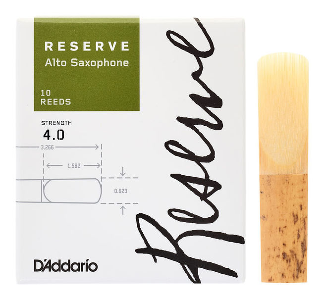 DAddario Woodwinds Reserve Alto Sax 4