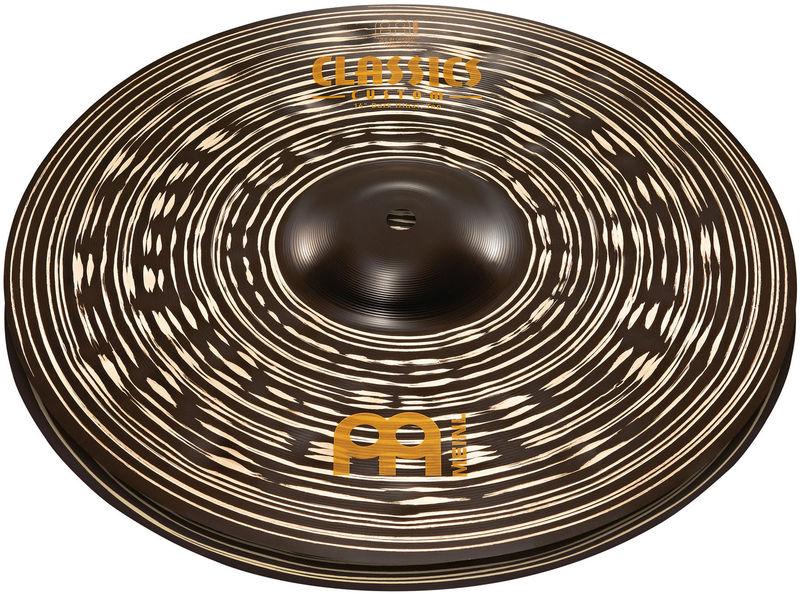 "Meinl 14"" Classics Custom Dark HH"