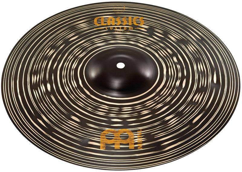"Meinl 20"" Classics Custom Dark Crash"