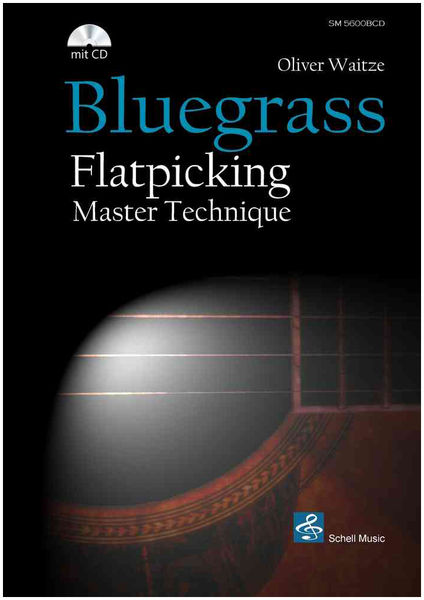 Schell Music Bluegrass Flatpicking Master