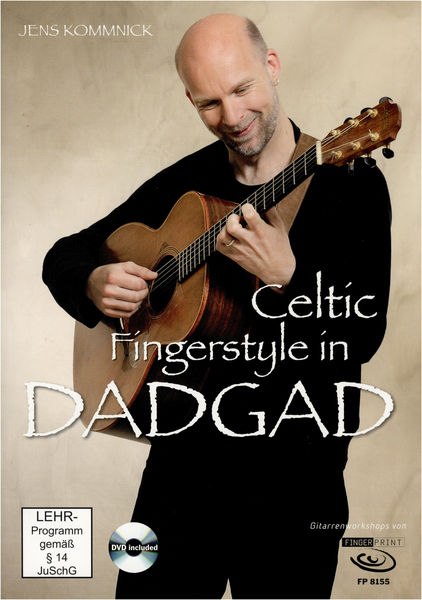 Fingerprint Celtic Fingerstyle