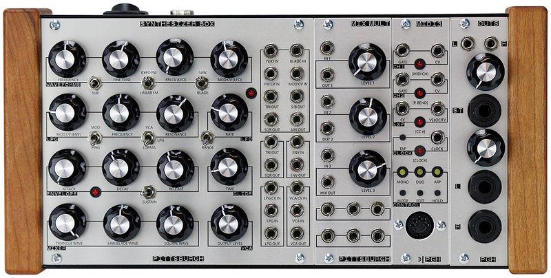Pittsburgh Modular System 10.1