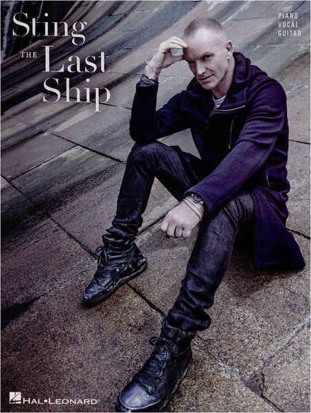 Hal Leonard Sting: The Last Ship
