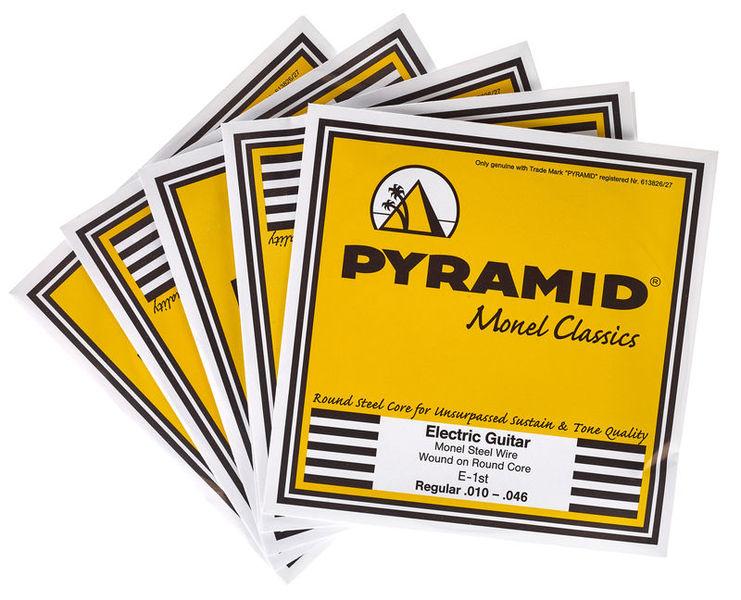 Pyramid Monel Classics 010/046