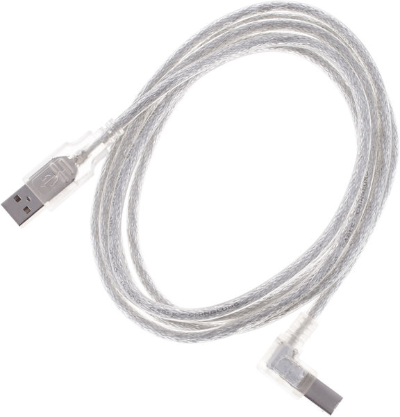 pro snake USB 2.0 Cable angled Left 1.8m