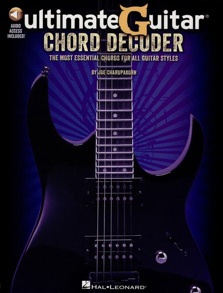 Hal Leonard Ultimate-Guitar Chord Decoder: