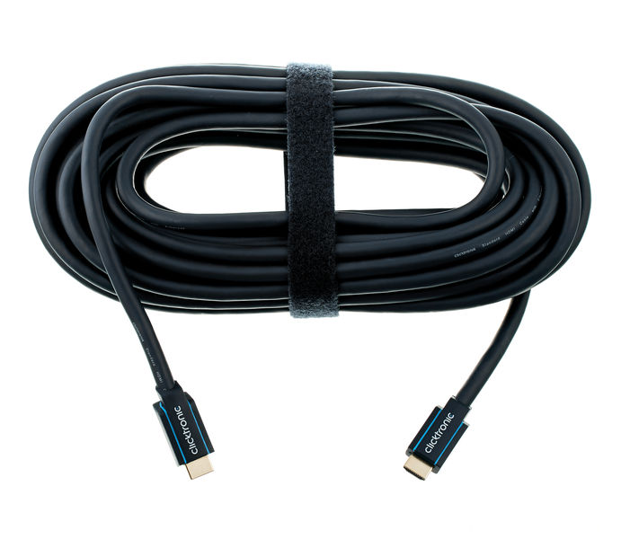 Clicktronic HDMI Casual Cable 15m