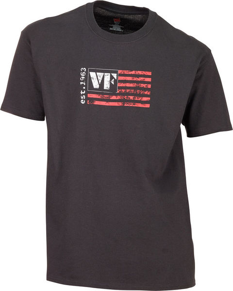 Vic Firth T-Shirt Logo L