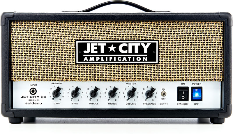 Jet City Amplification JCA20HV