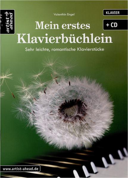 Artist Ahead Musikverlag Mein erstes Klavierbüchlein