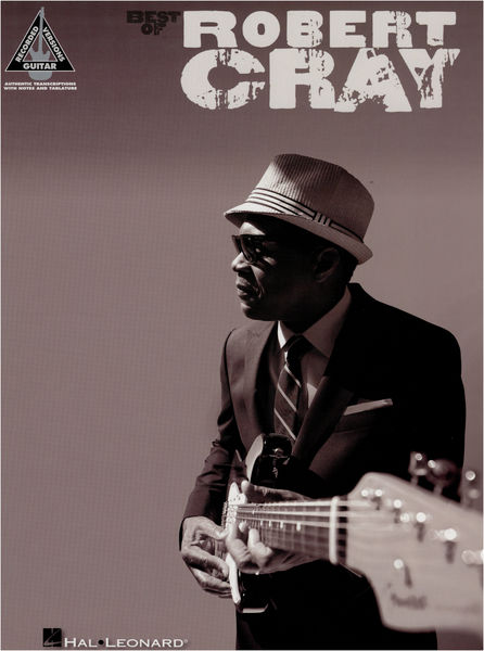 Hal Leonard Best of Robert Cray