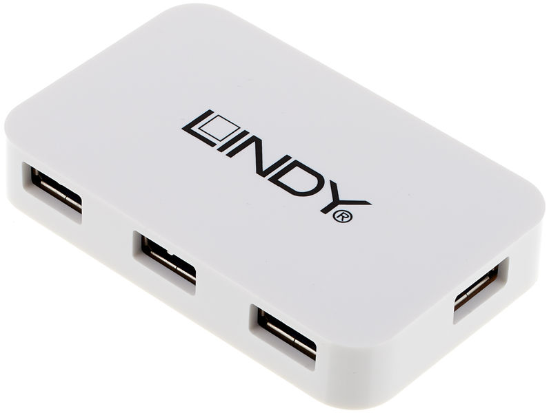 Lindy USB 3.0 Hub
