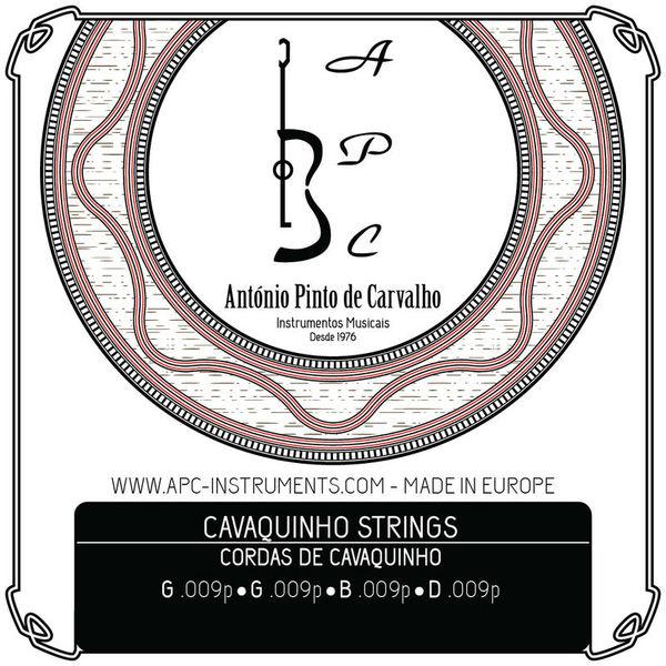 Antonio Pinto Carvalho Cavaquinho 8 Strings