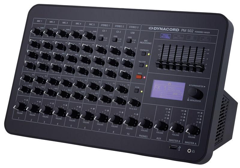 Dynacord Powermate 502