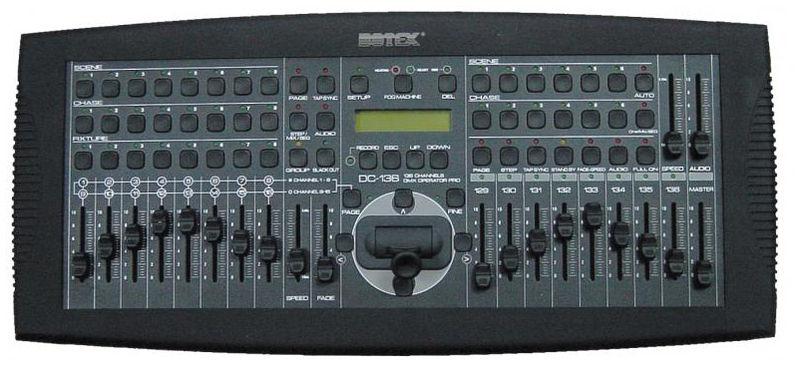 Botex Controller DMX DC-136