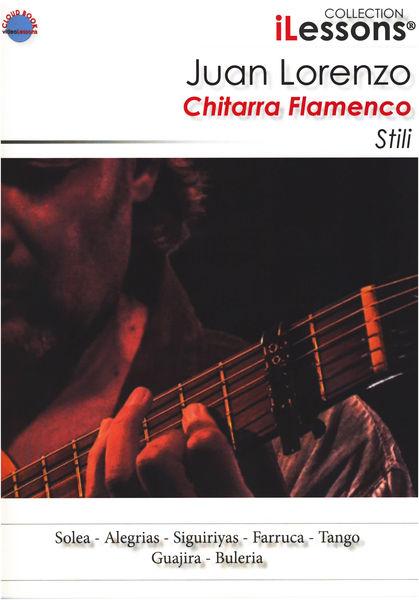 Carisch Chitarra Flamenco Stili