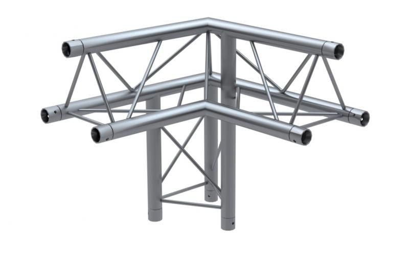 Global Truss F23C32 90° 3 Ways Corner