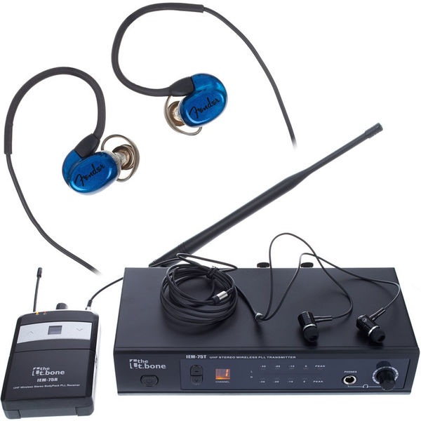 the t.bone IEM 75 Bundle