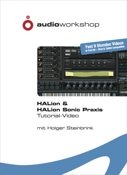 Audio Workshop Halion & Halion Sonic Praxis
