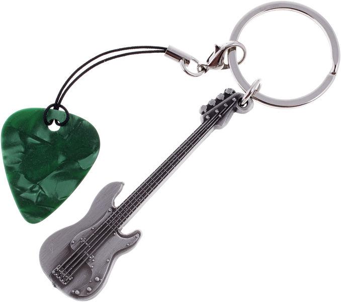 Grover Allman Keyring Bass