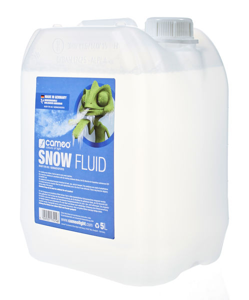Cameo Snow Fluid 5L