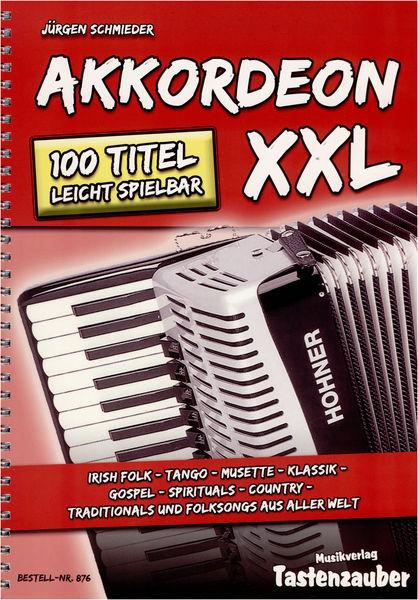 Musikverlag Tastenzauber Accordion XXL