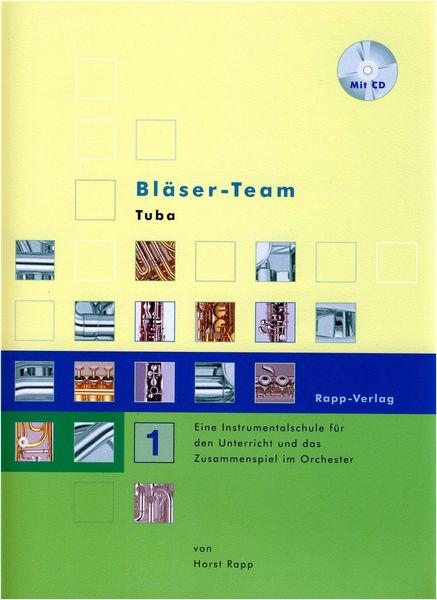 Horst Rapp Verlag Bläser-Team 1 Tuba