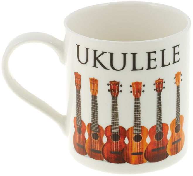 Music Sales Mug Ukulele