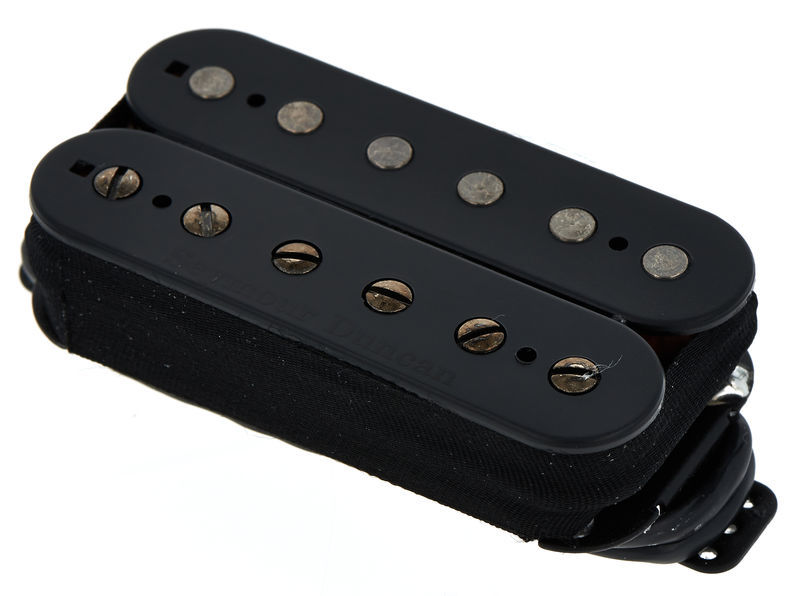 Seymour Duncan Nazgul 6 Trembucker Bridge BLK