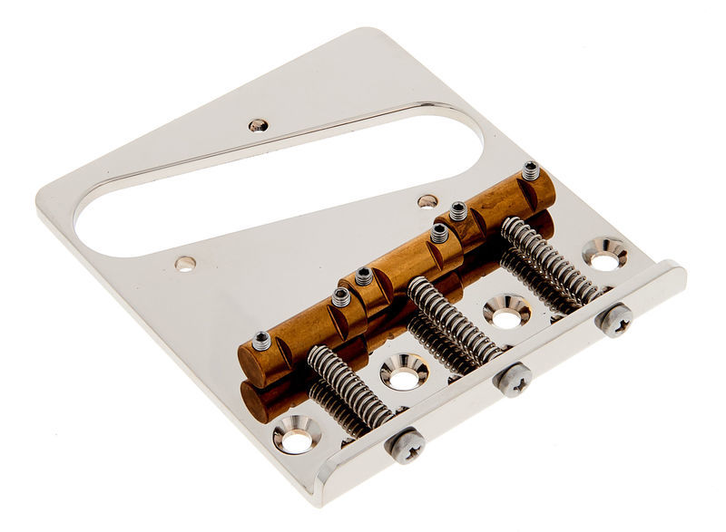 ABM 3455 Tele-Bridge nickel